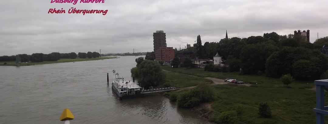 Rhein Überquerung am 2. Tag