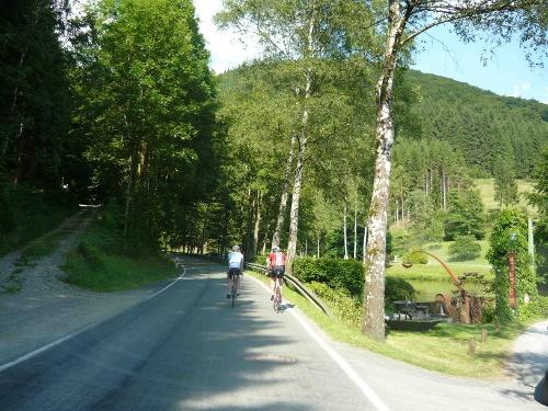 Bike Arena Sauerland - Diemelsee-Impressionen
