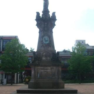 Franz Hausmann Denkmal