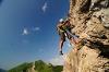Teilweise sind anspruchsvolle Passagen dabei  - @ Autor: TVB Tannheimer Tal  - © Quelle: Tourismusverband Tannheimer Tal