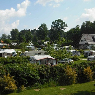Eurocamp im Hoperdorper Tal des Teutoburger Waldes