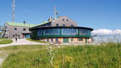 Das Wallberg-Panorama-Restaurant.