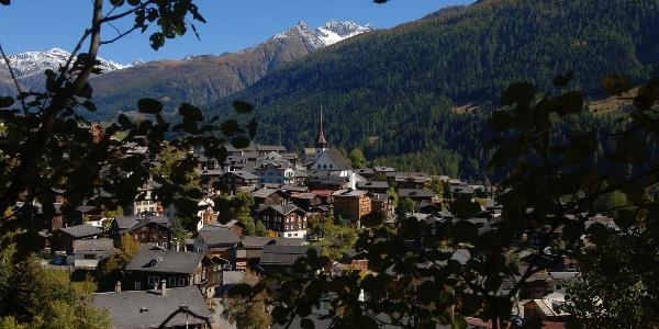 Mountain village Münster