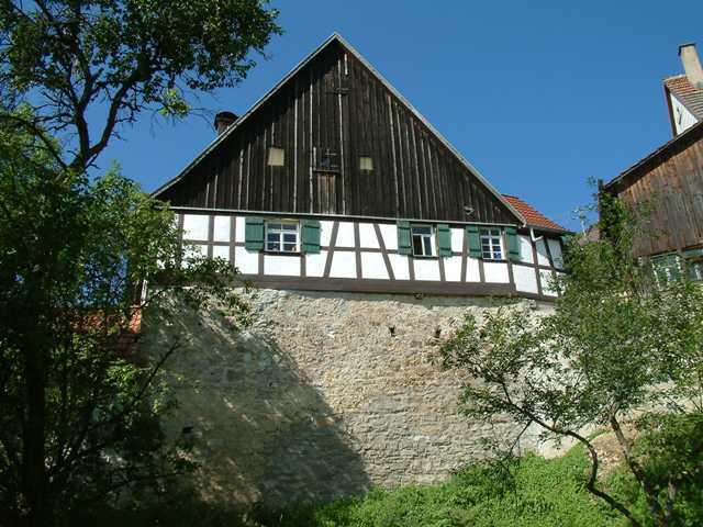 Dornhan - Von Dornhan ins Glatttal