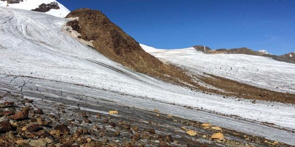 Tag 16: Gletscherquerung