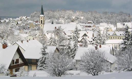 Winterwanderung von Löffingen nach Rötenbach