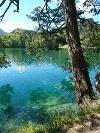 Glasklares Wasser im Alatsee - @ Autor: Julian Knacker - © Quelle: Pfronten Tourismus