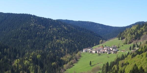 Il villaggio cimbro dei Tezzeli