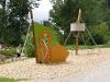 Spielplatz Schatzinsel - @ Autor: Julian Knacker - © Quelle: Pfronten Tourismus