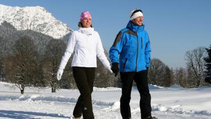 Winterwandern - Leitenrunde