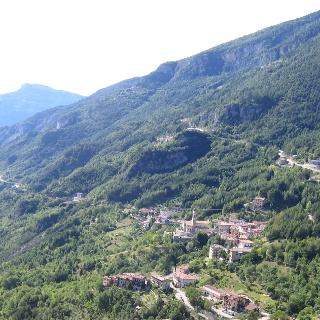 L'alta valle di Terragnolo