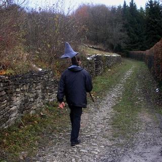 Weg bei Gräfinthal