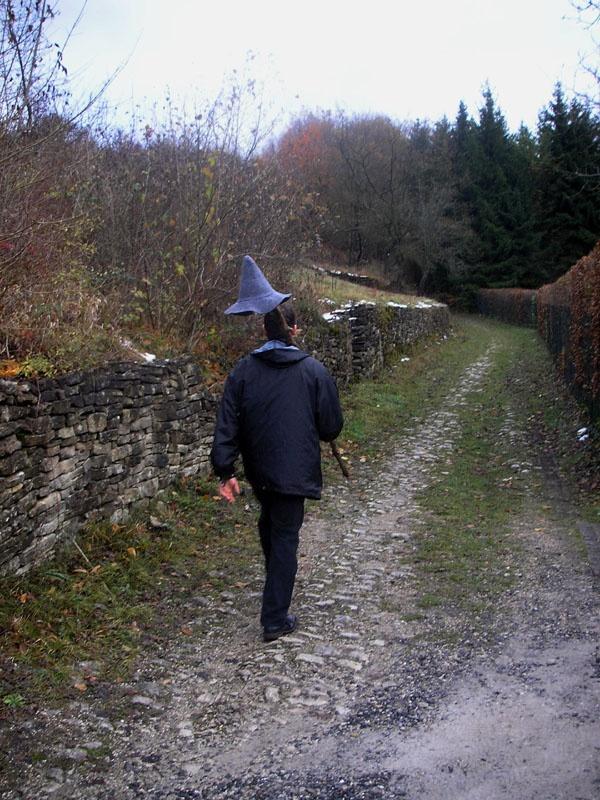 Jakobsweg-Etappe  Kloster Gräfinthal bis Bad Rilchingen-Hanweiler (Südroute)