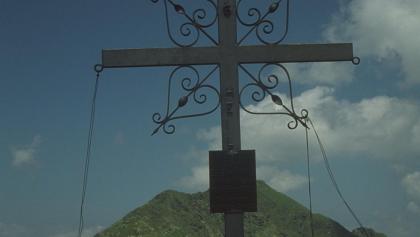 Bauleiteck - Gipfelkreuz