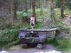 Erfrischungsmöglichkeit am Wegesrand  - @ Autor: kUNO  - © Quelle: Tourismusverband Tannheimer Tal