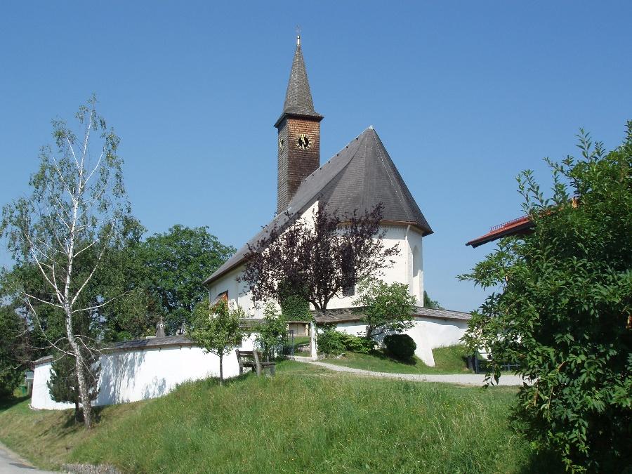 Kirche Westerbuchberg-©Quelle: Gemeinde Bernau a. Chiemsee
