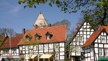 Hermannshöhen - Etappe 06 von HalleWestfalen bis Bielefeld