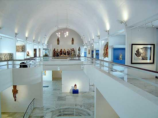 Foto: Foyer des Musems am Dom