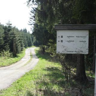 Wegezeichen