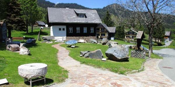 Geopark in Glashütten (1275 m)
