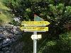 Die richtige Wegfindung  - @ Autor: kUNO  - © Quelle: Tourismusverband Tannheimer Tal