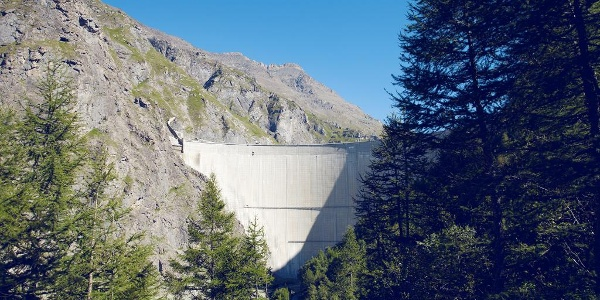 Mauvoisin Dam - Trophy of the Dams • Bicycle Ride