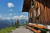 Mit dem MTB zur Dinserhütte - @ Autor: Julian Knacker - © Quelle: Pfronten Tourismus
