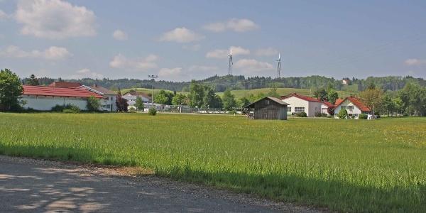 Windräder bei Kimratshofen