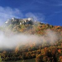 Ostrovica during autumn