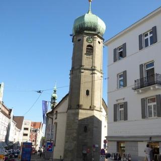 Seekapelle vom Leutbühel aus
