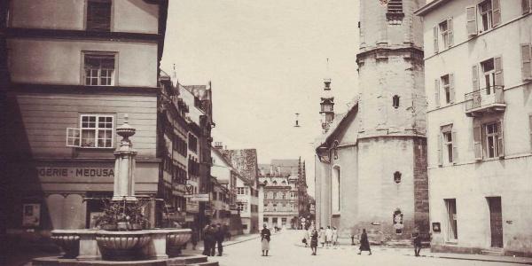 Seekapelle, historische Aufnahme