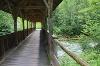 Brücke über die Vils - @ Autor: Julian Knacker - © Quelle: Pfronten Tourismus