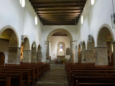 Romanische Kirche St. Genesius