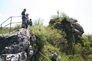 Burgruine Hunolstein (Foto: Karl-Heinz. Erz, Quelle: Tourist-Information Morbach)