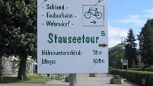 Stauseetour Sohland a.d. Spree