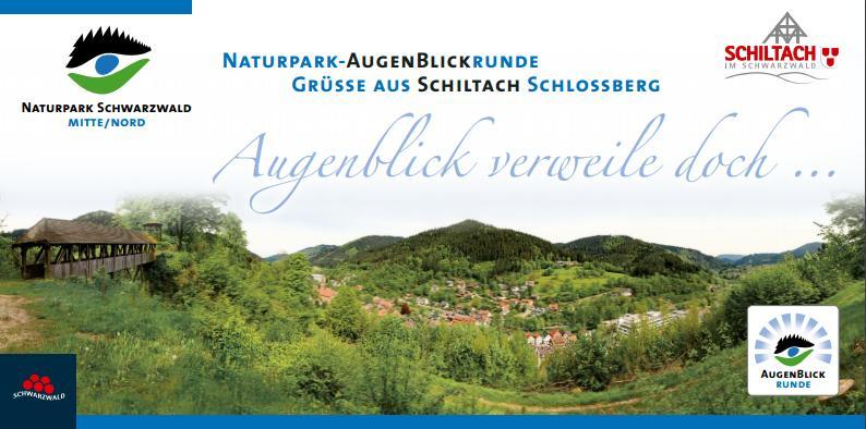 Naturpark-AugenBlick-Runde über den Schlossberg bei Schiltach