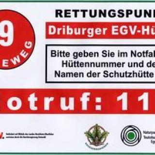 Mittelwald Hütte (Rettungspunkt 23)