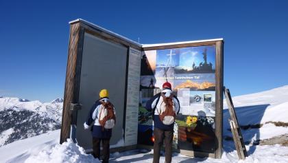 Das größte Gipfelbuch der Alpen