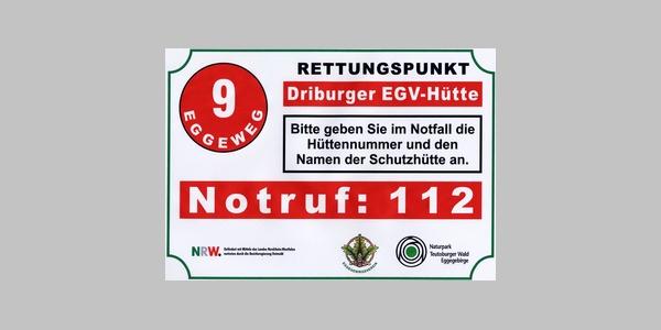 Driburger Hütte (Rettungspunkt 9)