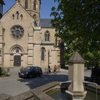 Abteikirche Offenbach-Hundheim