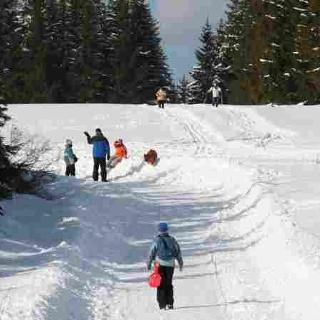 Winter in Tanne