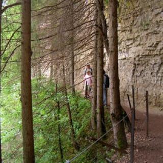 Felsengalerie Wutachschlucht