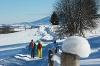 Winterwandern in Pfronten - @ Autor: Julian Knacker - © Quelle: Pfronten Tourismus