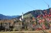 Das Wahrzeichen Pfrontens - die Pfarrkirche St. Nikolaus - @ Autor: Julian Knacker - © Quelle: Pfronten Tourismus