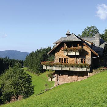 Die Renchtalhütte - am Wiesensteig in Bad Griesbach