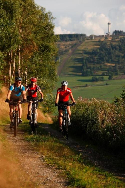 Bike Arena Sauerland - Familien Tour Nr. 29
