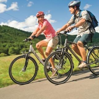 Radfahren in der Eifel - ein runder Genuss!