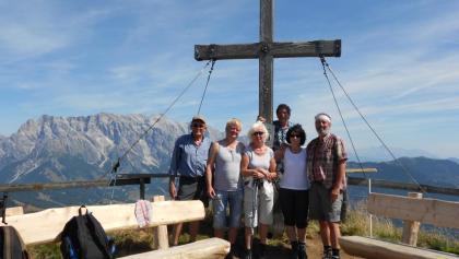 Klingspitz Gipfelkreuz