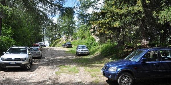 Rifugio Denza - Lago Presanella.