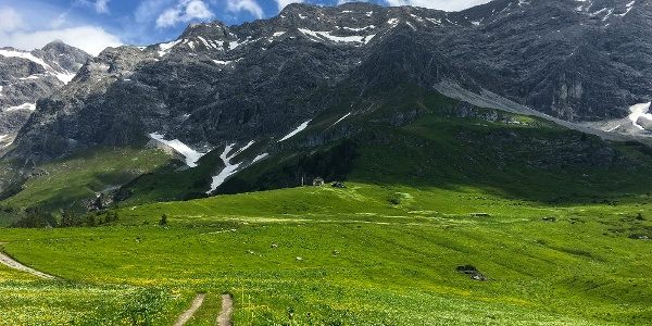 Schesaplanahütte Seewis